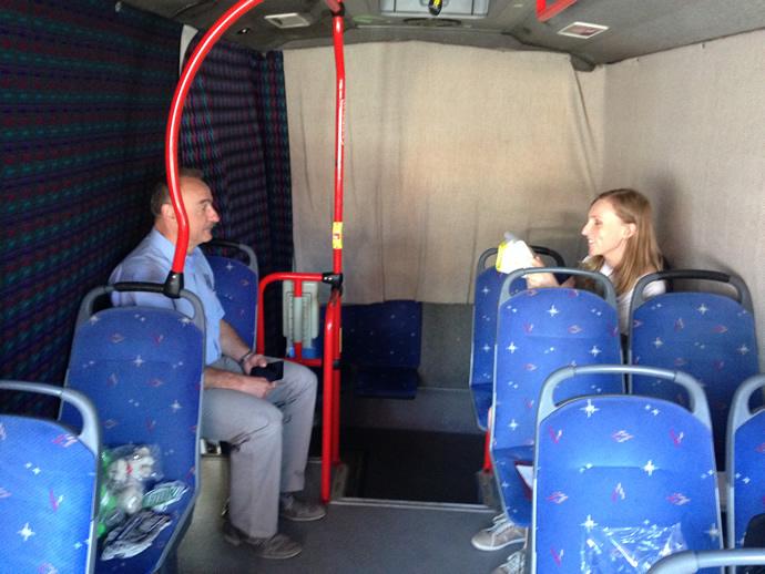 Zdravé oči už v škôlke na Dňoch otvorených dverí v Dopravnom podniku mesta Prešov