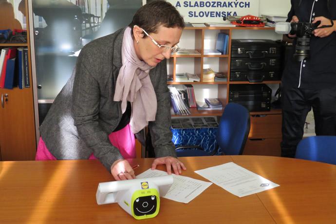 Skríningové merania zraku sa rozširujú do všetkých krajov Slovenska