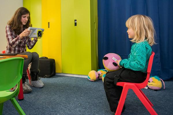 Meranie zrakových parametrov priamo v materskej škôlke