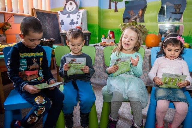 Deti dostali certifikáty s nameranými hodnotami