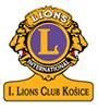 logo 1. Lions Club Košice