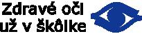 logo Zdravé oči už v škôlke